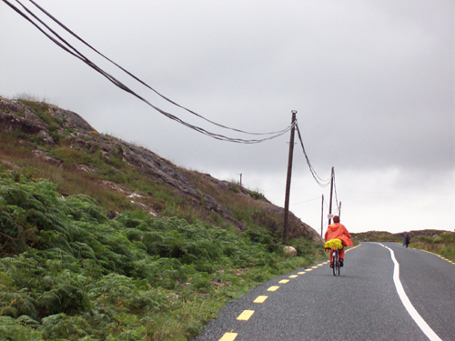 Connemara in Bici