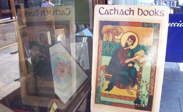 ItalishMagazine - Enda Cunningham - Cathach Books