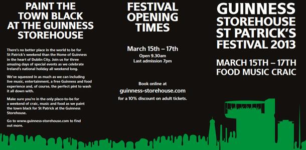 Guinness St Patrick