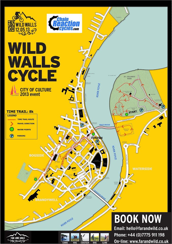 Wild Walls Cycle