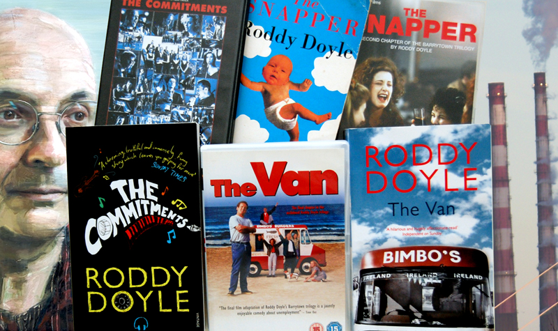 Happy birthday, Roddy Doyle!