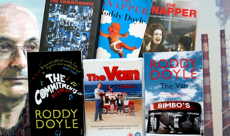 Happy birthday, Roddy Doyle!