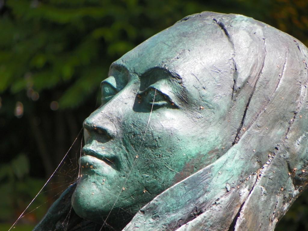 statue di dublino: Anna Livia