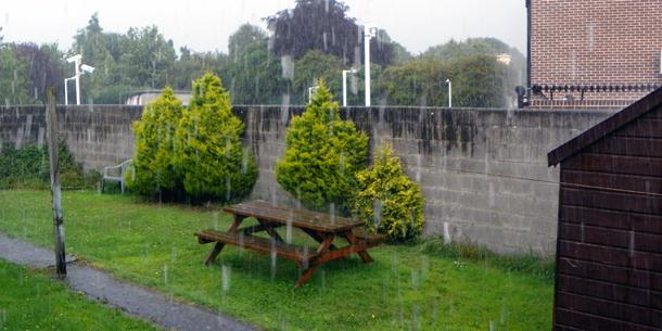 vivere in irlanda: il bucato