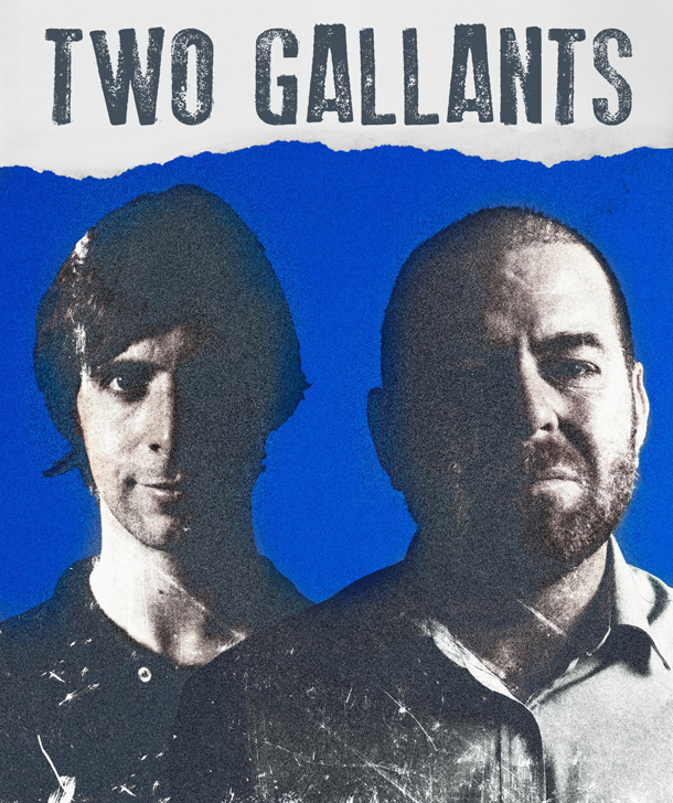 two gallants poster