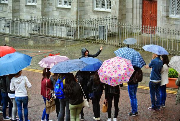 Dublino nascosta è su BeeMyGuide