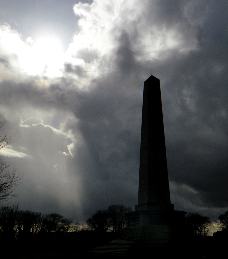 phoenix park monumento wellington
