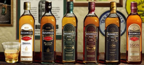 san patrizio bushmills whiskey