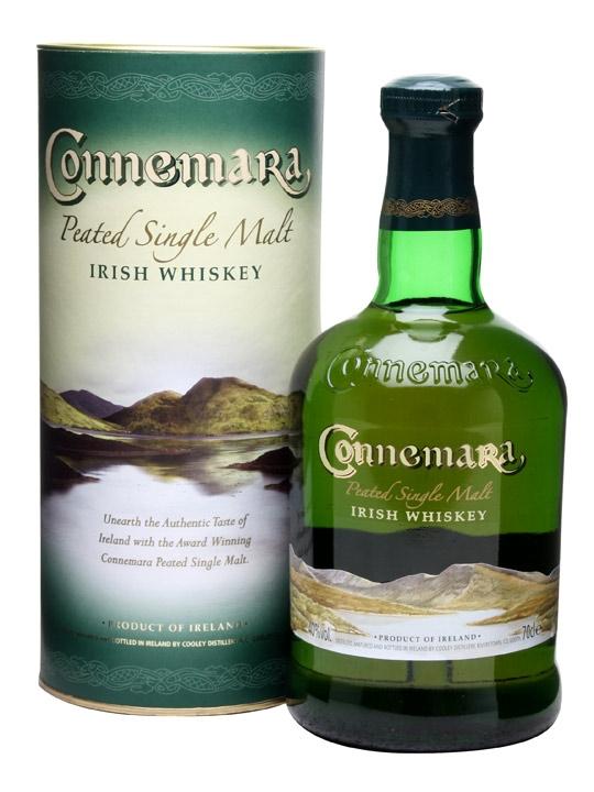 san patrizio connemara whiskey