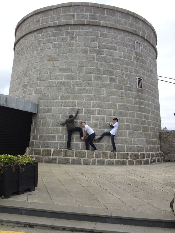 Bloomsday 2015 Martello Tower