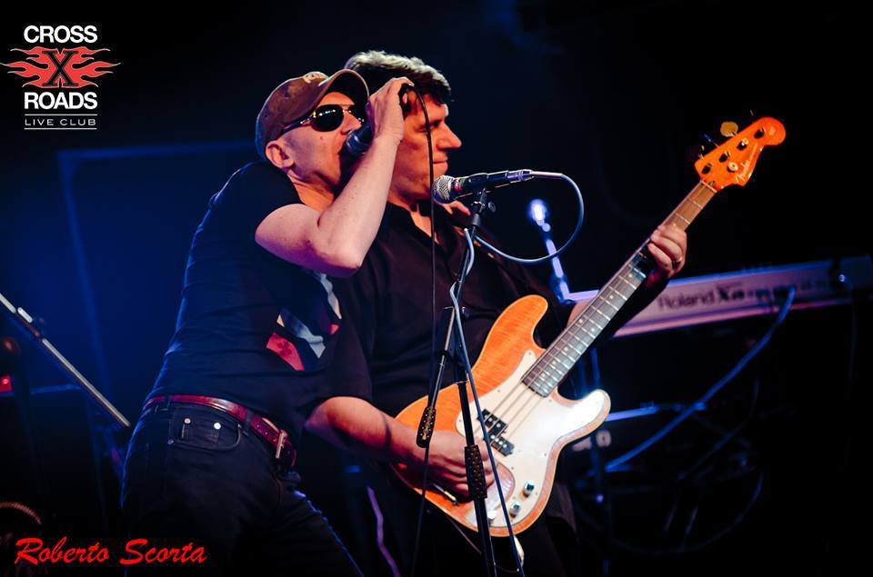 Silver and Gold Roma - U2 Tribute band