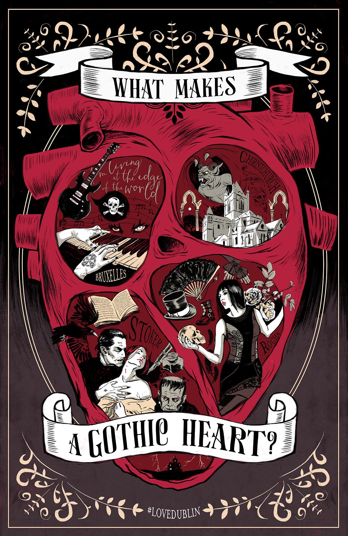 Bram Stoker Festival 2015 - Dracula Blodlines by Matthew Griffin