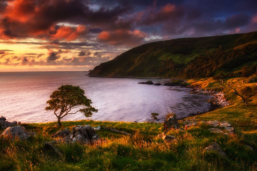 Game of Thrones - Murlough Bay