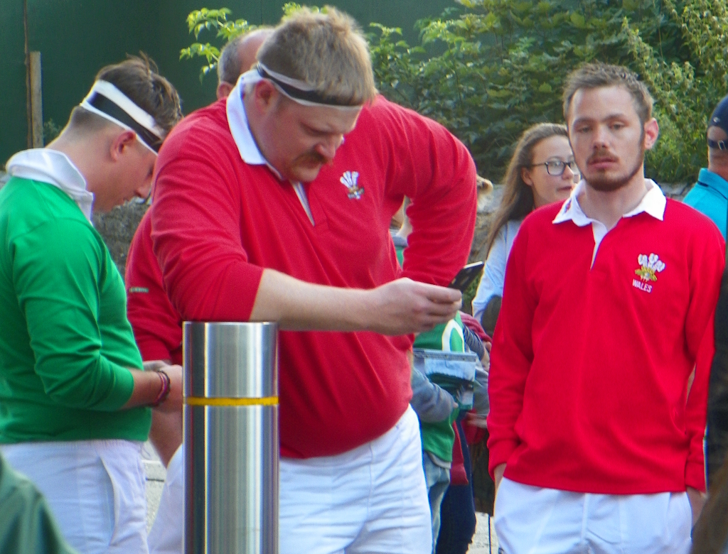 Rugby irlandese un giorno all'Aviva Stadium