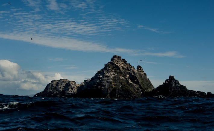 Skellig Islands Copyright Fáilte Ireland