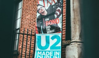 U2 - immagine: Ireland's Content Pool
