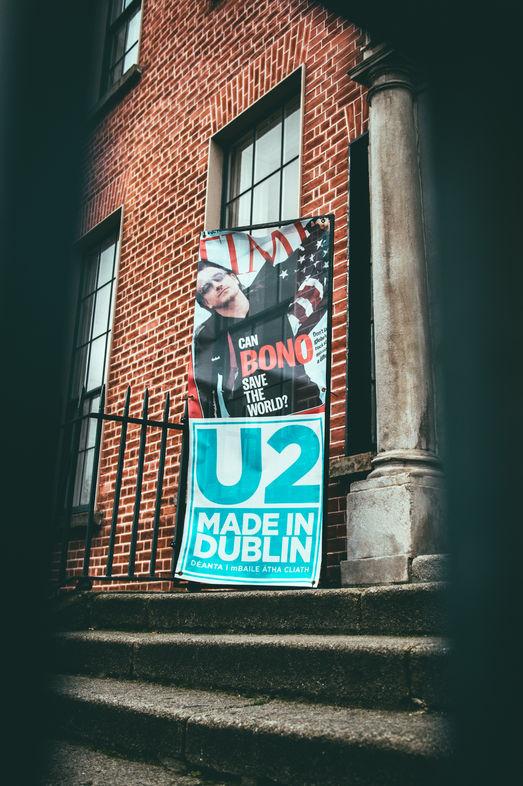 U2 - immagine: Ireland's Content Pool