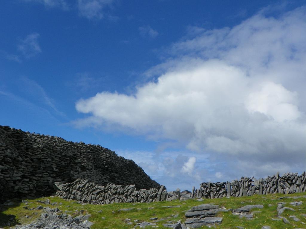 Celti d'Irlanda: Dún Dubh Cathair, Inishmore, Isole Aran