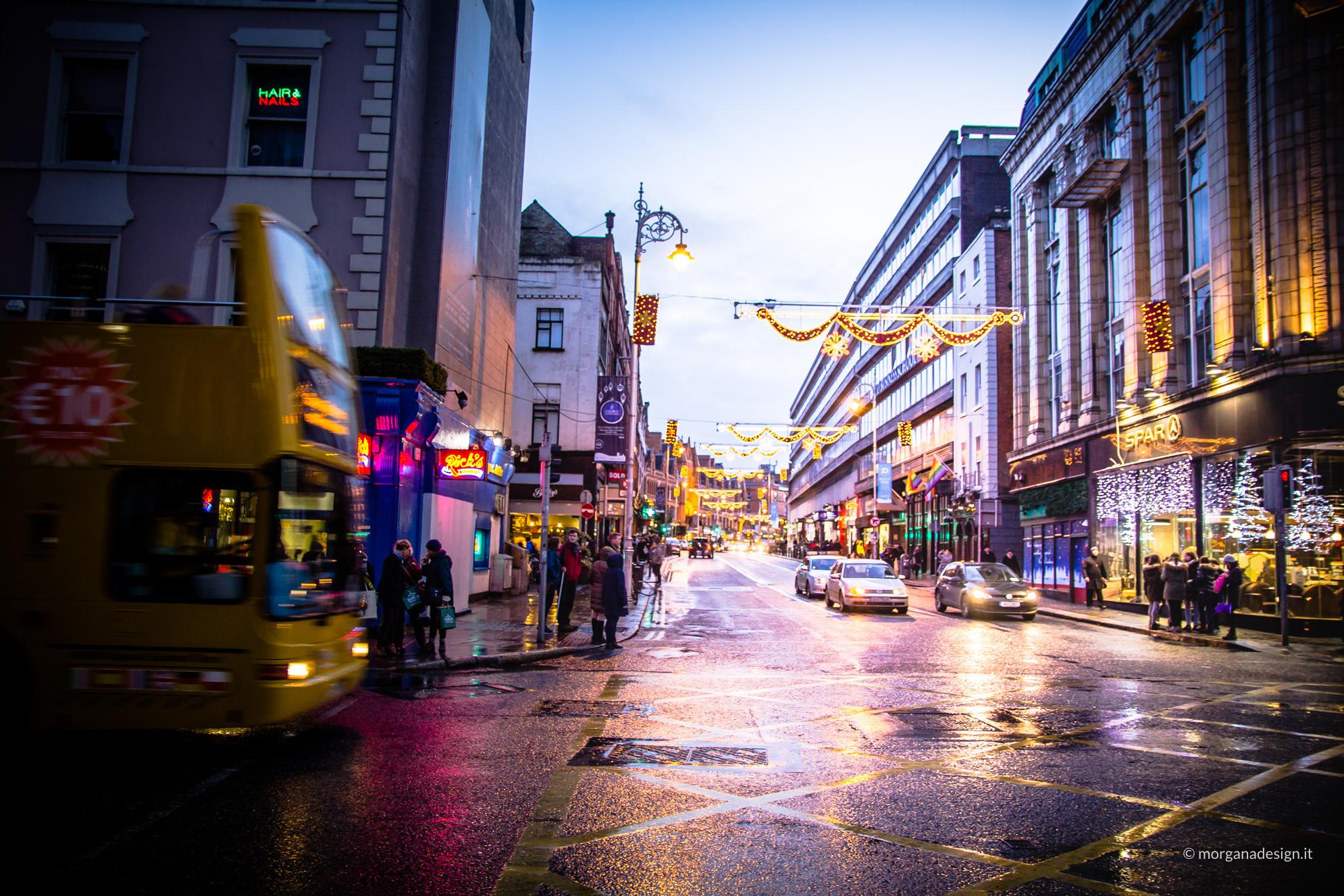 prima volta a dublino - morganadesign - Dublin streets