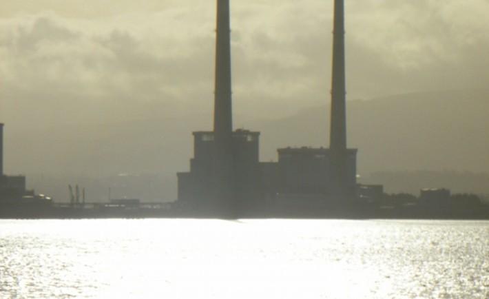 Poolbeg ciminiere di Dublino 09