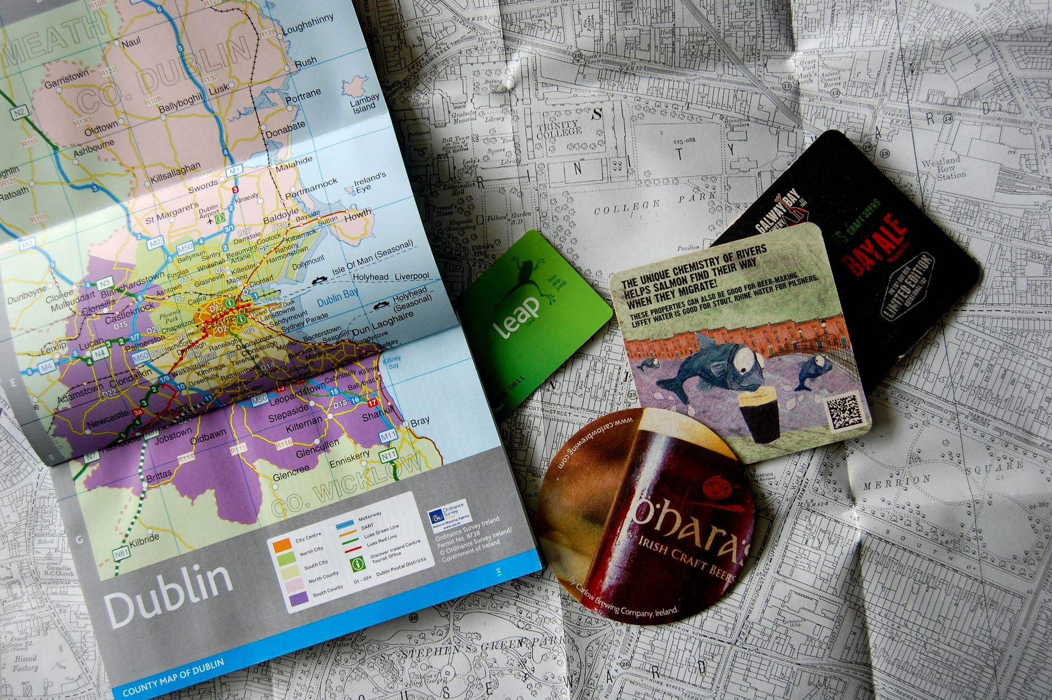 italishmagazine - dublino per turisti - leapcard