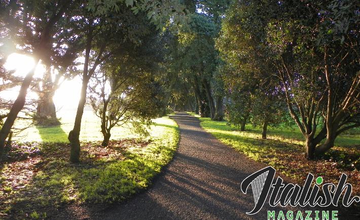 ItalishMagazine - Dublino100 +Saint Anne's Park - front