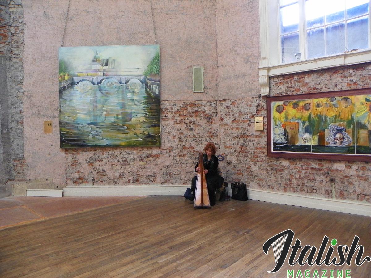 ItalishMagazine - irlanda - arte