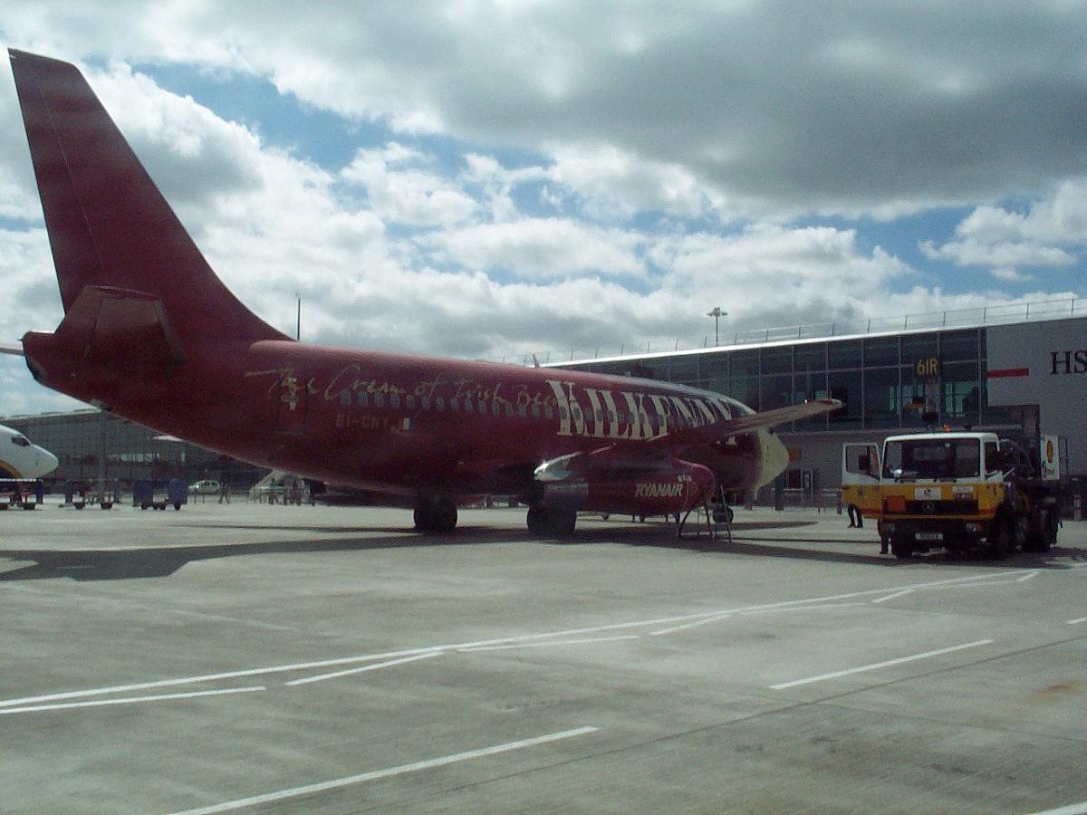 ItalishMagazine - voli Irlanda low cost - Ryanair - Kilkenny