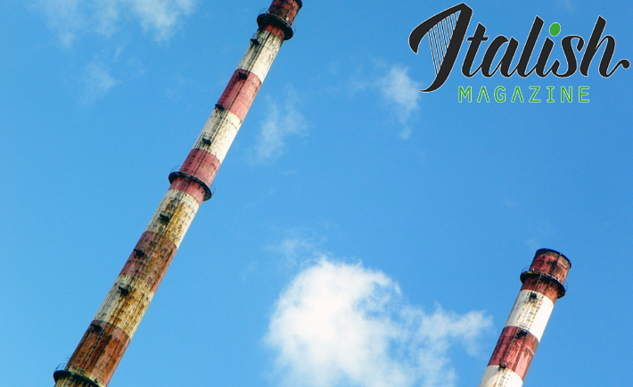 ItalishMagazine - Poolbeg Chimneys