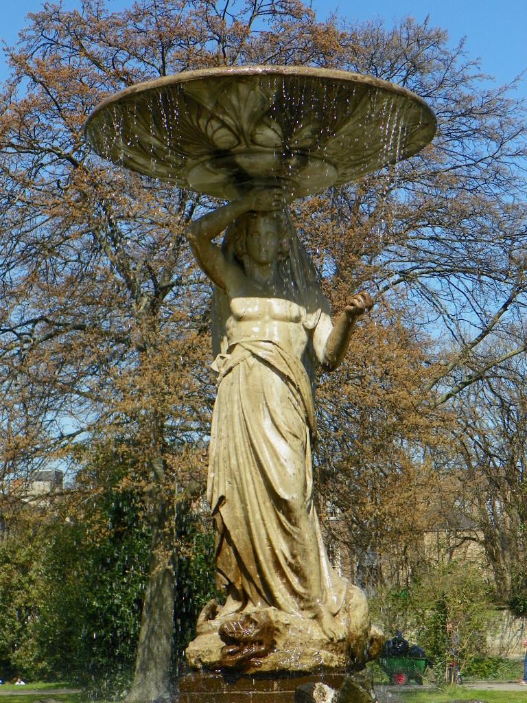 dublino100 - dublino parchi - iveagh gardens