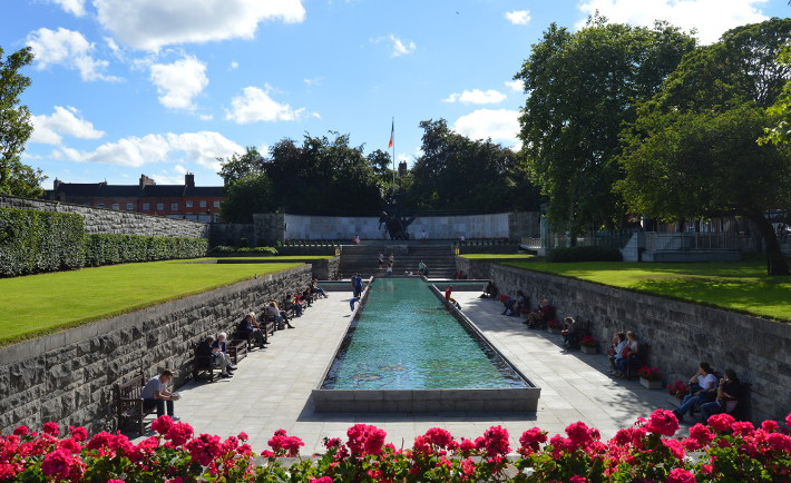 garden of remembrance - dublino100 - dublino parchi
