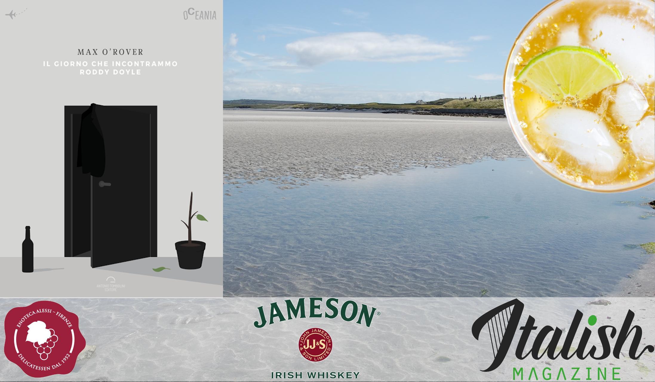 libri irlandesi - presentazione igcird enoteca alessi