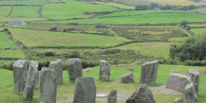 drombeg stone circle - la tavola del druido - monica gazzetta