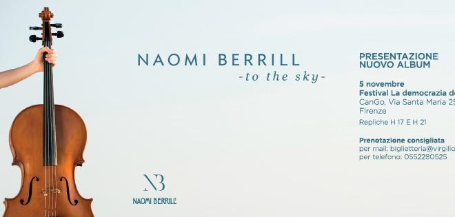 naomi berrill - to the sky