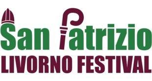 san patrizio livorno festival - by q-rob Dublin - front logo - italishmagazine