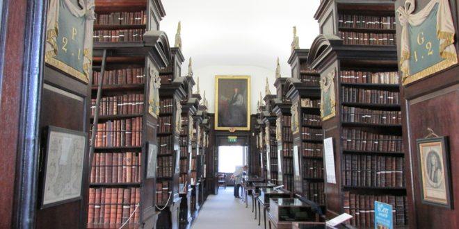 Marsh's Library in un racconto irlandese di Monica Gazzetta - 03