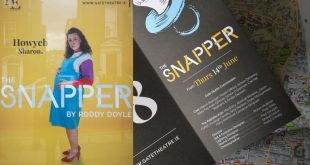 the snapper - gate theatre - roddy doyle - recensione - italishmagazine