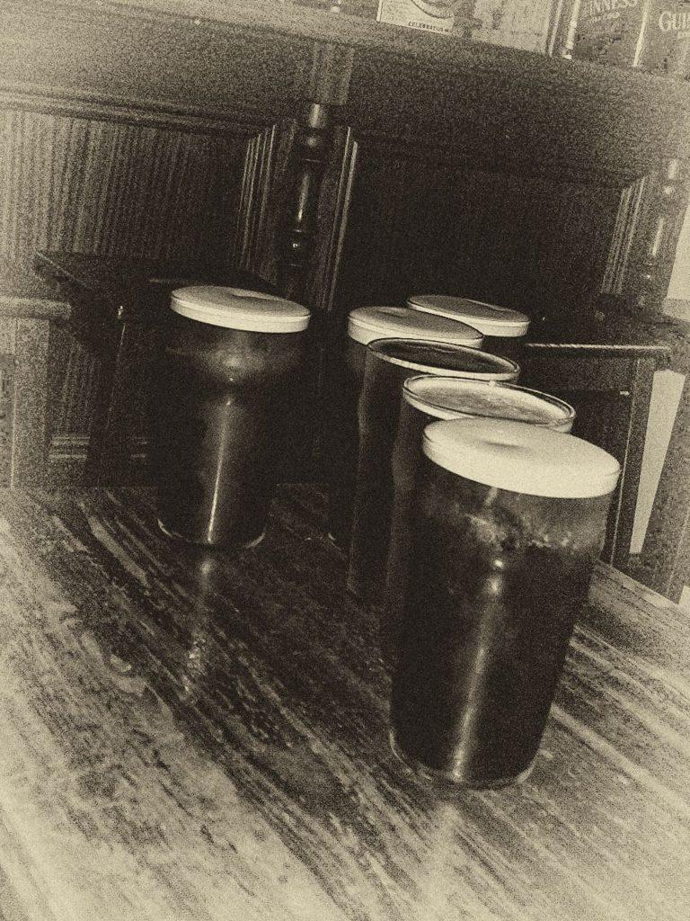 john banville - whiskey, birra e tè - splf 19