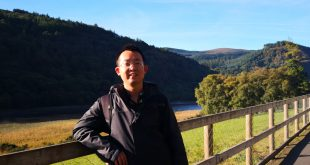 A Chinese in Ireland: ItalishMagazine interviews Fang Zhang about his Irish experience Yu Ming Is Ainm Dom (20