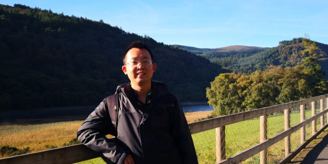 Un cinese in Irlanda: Italish intervista Fang Zhang