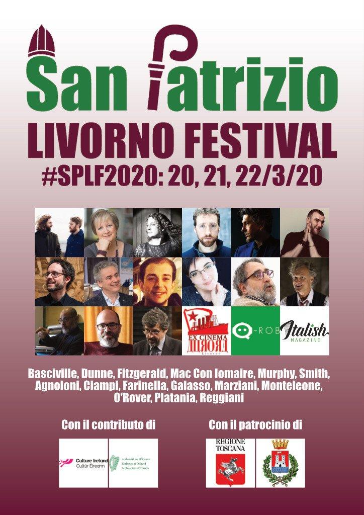 San Patrizio Livorno Festival 2020
