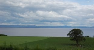 The beautiful Moville area, Donegal, is a high risk one, radon wise