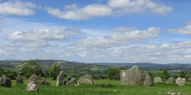 Back Home - Beltany Stone Circle - italish